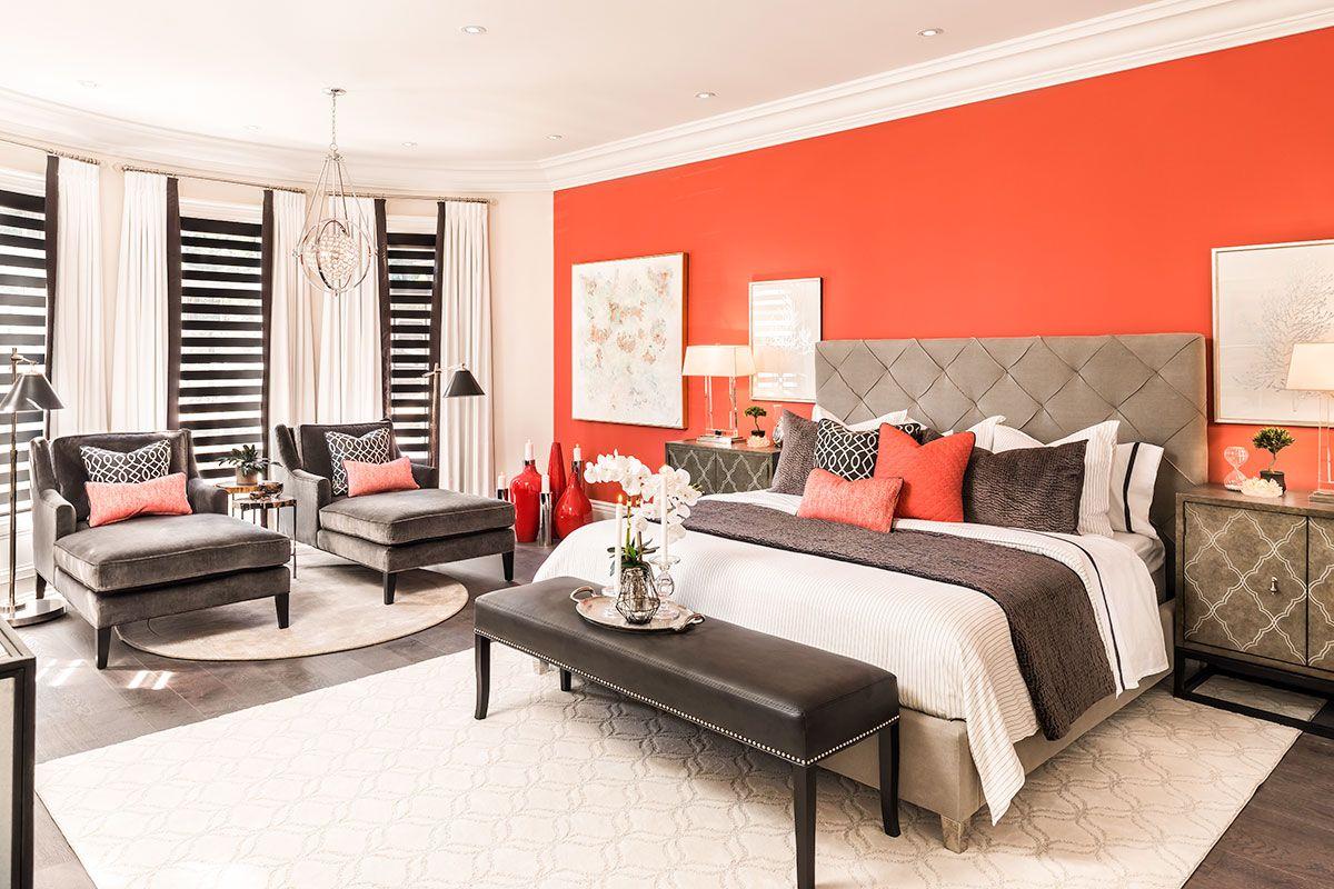 Stunning Bedroom ~ View 1 | Bedrooms ~ Warm Colors | Pinterest ...
