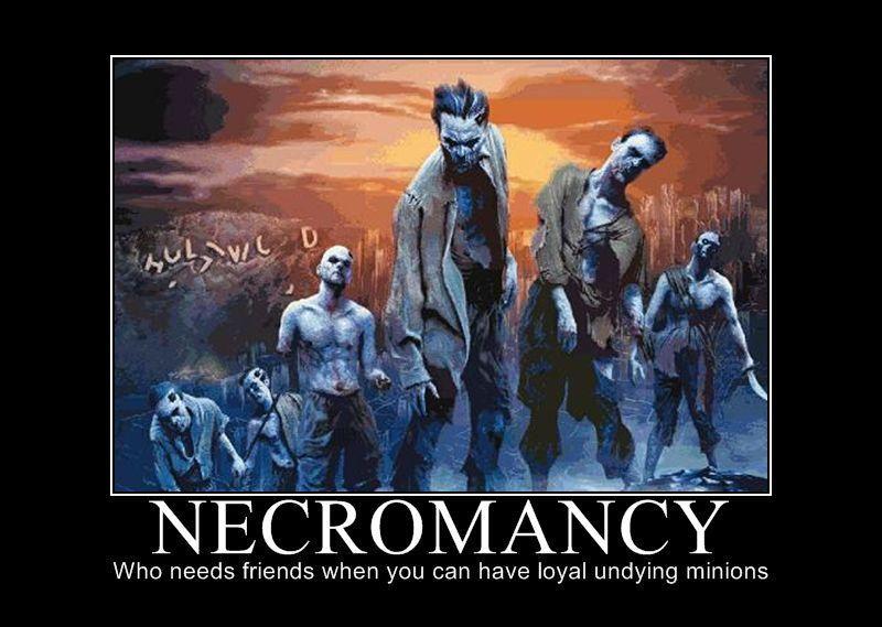 D&D Meme Necromancy, Need friends, D&d