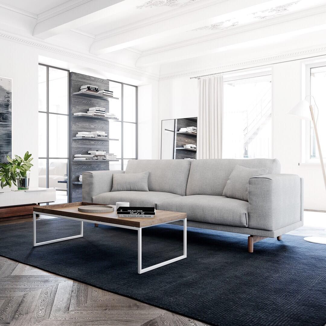 1,037 Likes, 9 Comments   Rove Concepts Furniture (@roveconcepts) On  Instagram: U201cFrom A Studio Apartment To A Beach House, The Elliott Sofa Is A  Chameleon ...