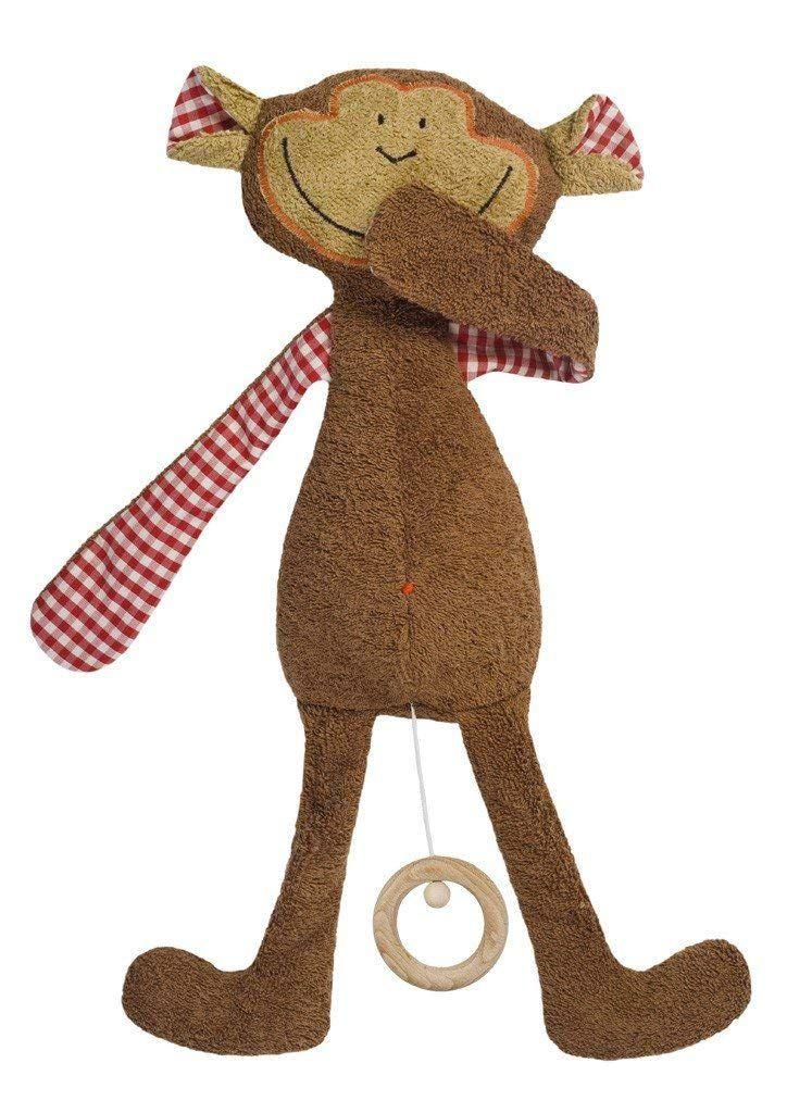 Der Spielzeugtester Hat Sich Das Efie Spieluhr Affe Melodie