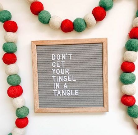 38 trendy quotes christmas funny letter board #christmasfunny