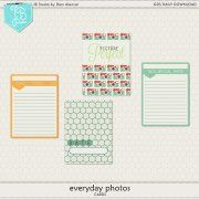 Everyday Photos by JB Studio | Daily Download for project life freebie