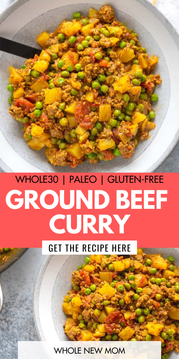 Pakistanisches Kima Rinderhackfleisch Curry New Ideas In 2020 Beef Curry Recipe Ground Beef Curry Recipe Paleo Recipes Easy