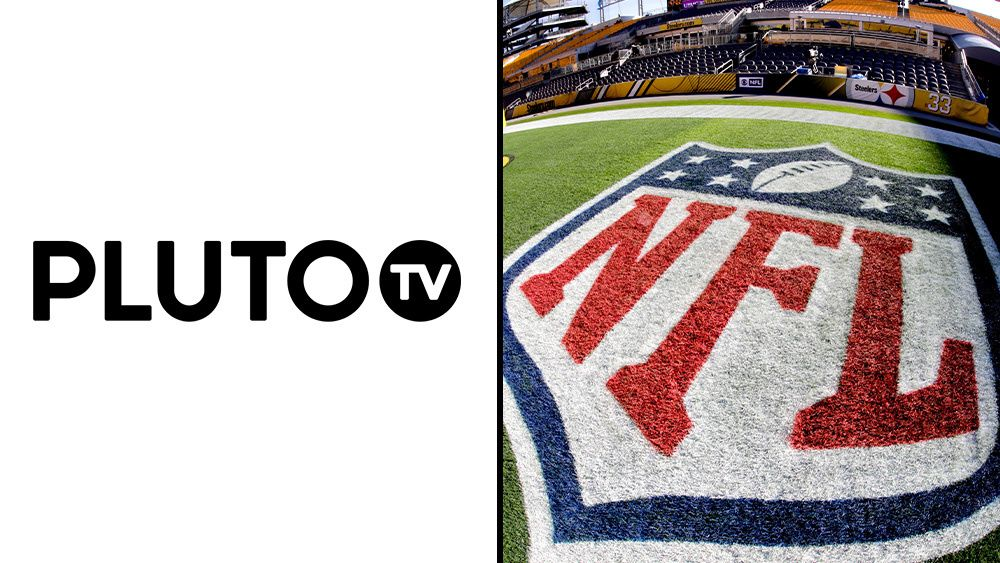 """NFL And Pluto TV Team For Streaming Channel """"Celebrating"""