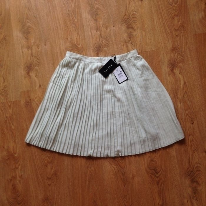 Spódnica plisowana H&M Vinted