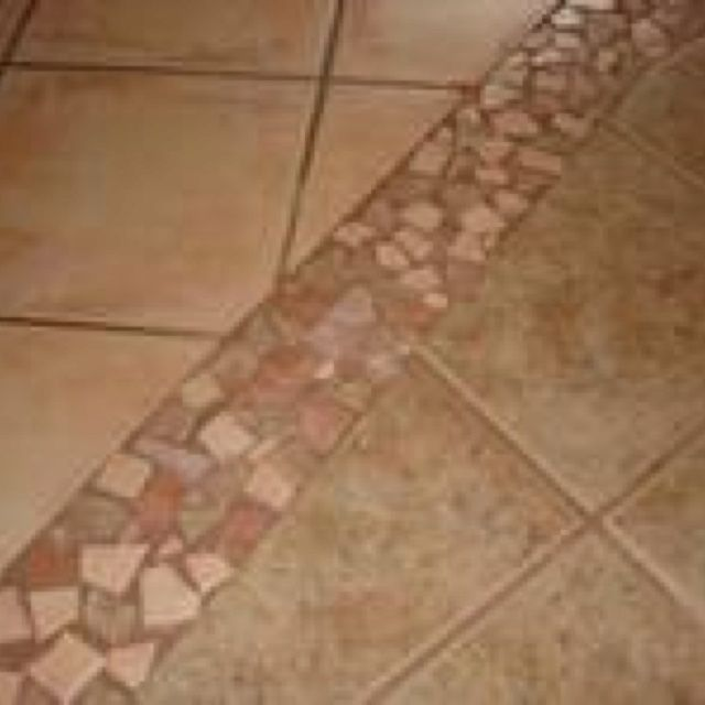 Uneven Kitchen Floor Ideas Part - 48: Wood To Tile Transition Uneven | Transition From Tile To Tile. Flooring  IdeasTile ...