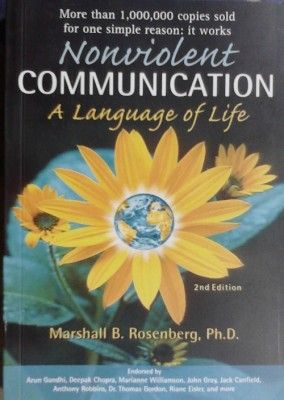 Non-Violent Communication, A Language of Life (English) - Buy Non-Violent Communication, A Language of Life (English) Online at Best Prices in India - Flipkart.com