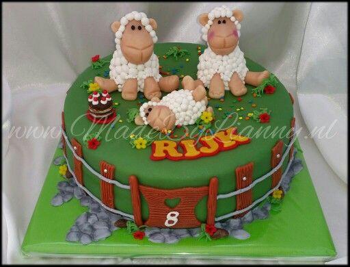 Schapen taart!