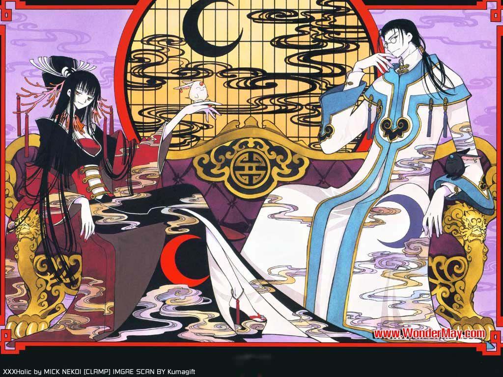 33 by 44-Inch Great Eastern Entertainment XXX Holic Yukko Wall Scroll