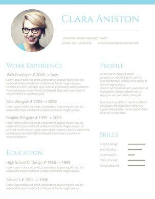 creative and modern resume template for word fancy resumes com