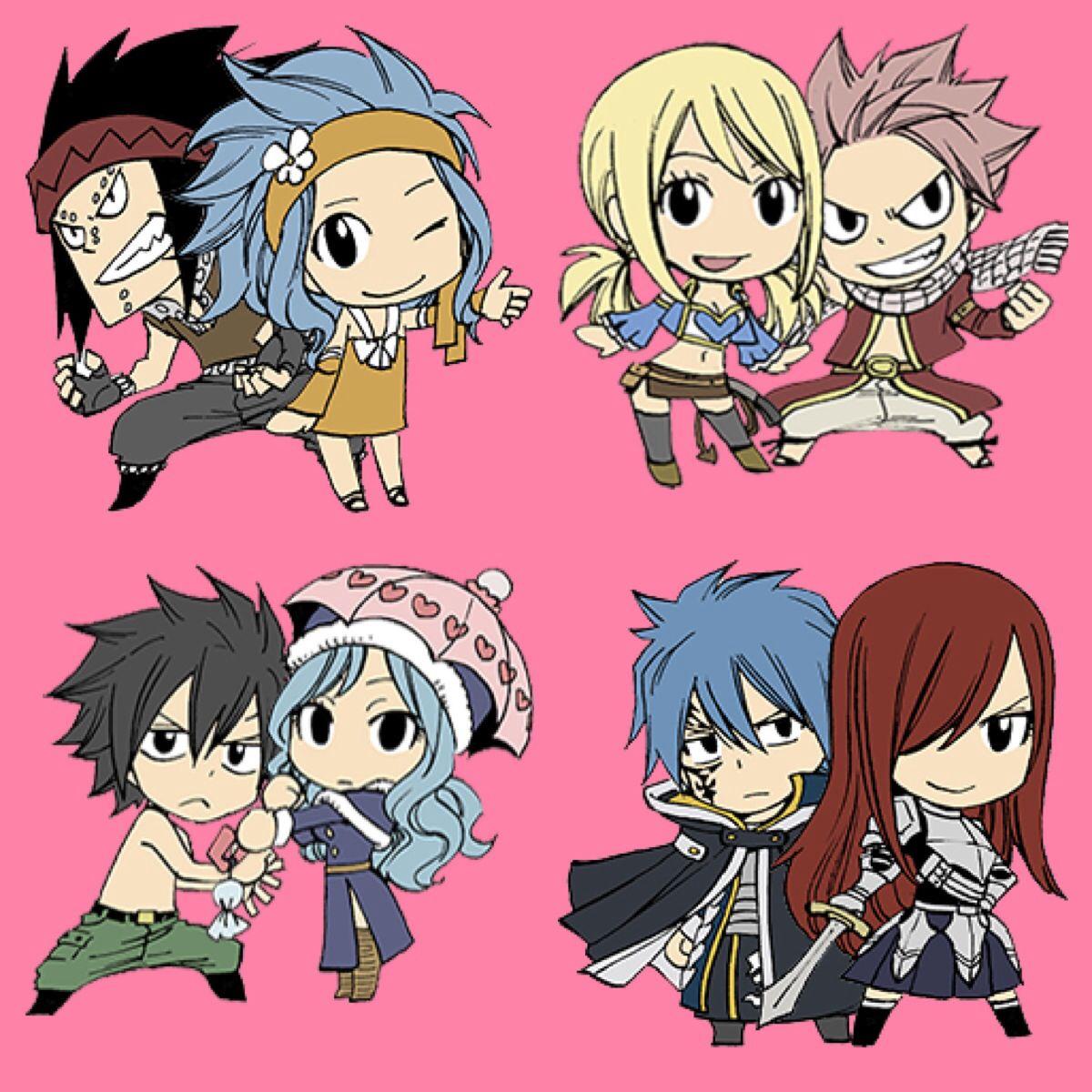 My favorites FT ships!! Kiaaaaa