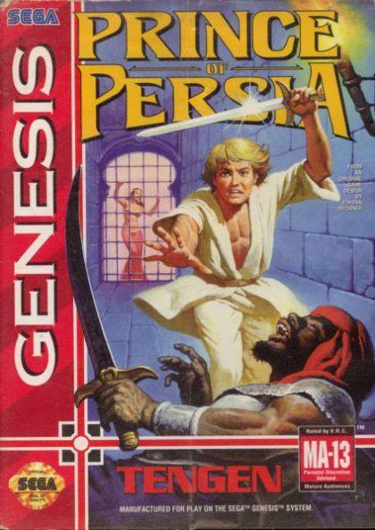 Prince Of Persia Prince Of Persia Sega Genesis Games Sega Genesis