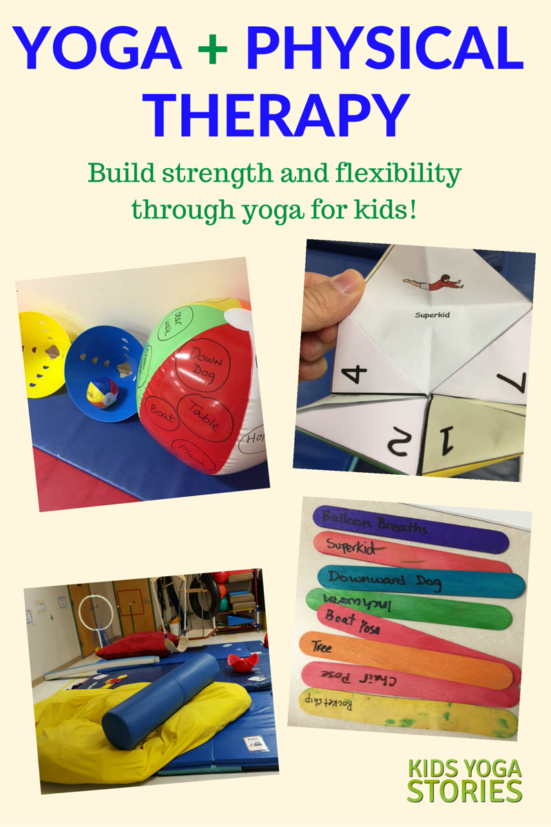 Yoga And Physical Therapy GamesTherapy IdeasKids