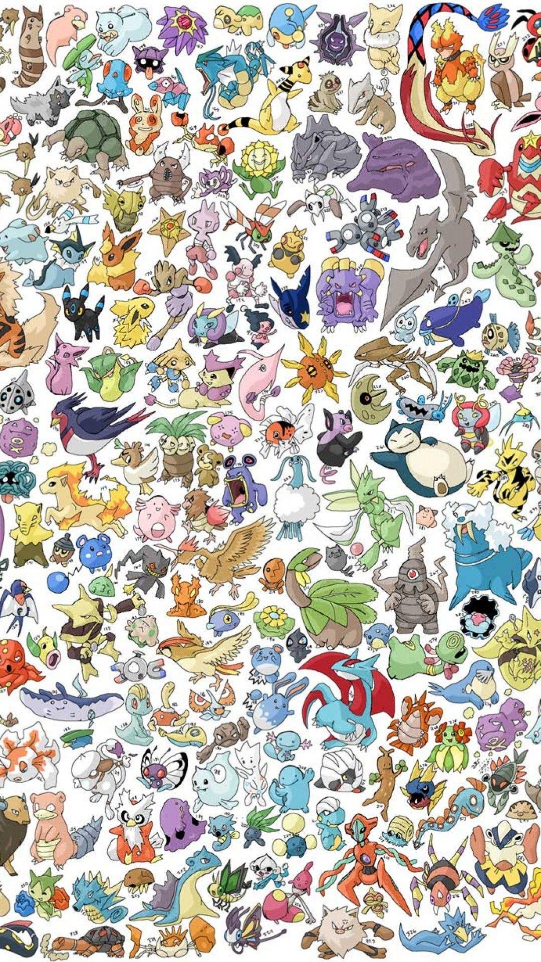Free Download Pokemon iPhone Wallpaper. Pokemon