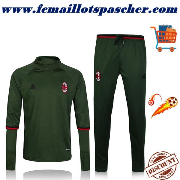 entire collection official photos many styles Les Plus Beaux Survetement Entrainement Foot Training Milan ...