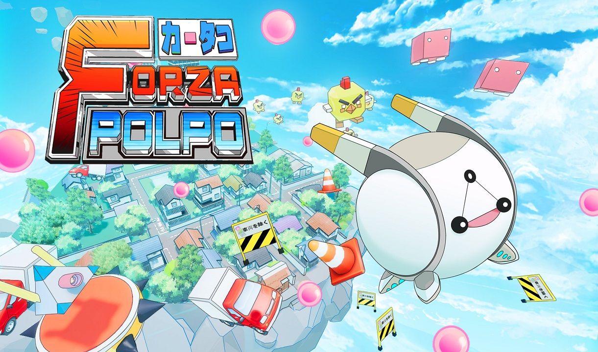 FORZA POLPO nintendoswitch nintendo ps gaming gamer