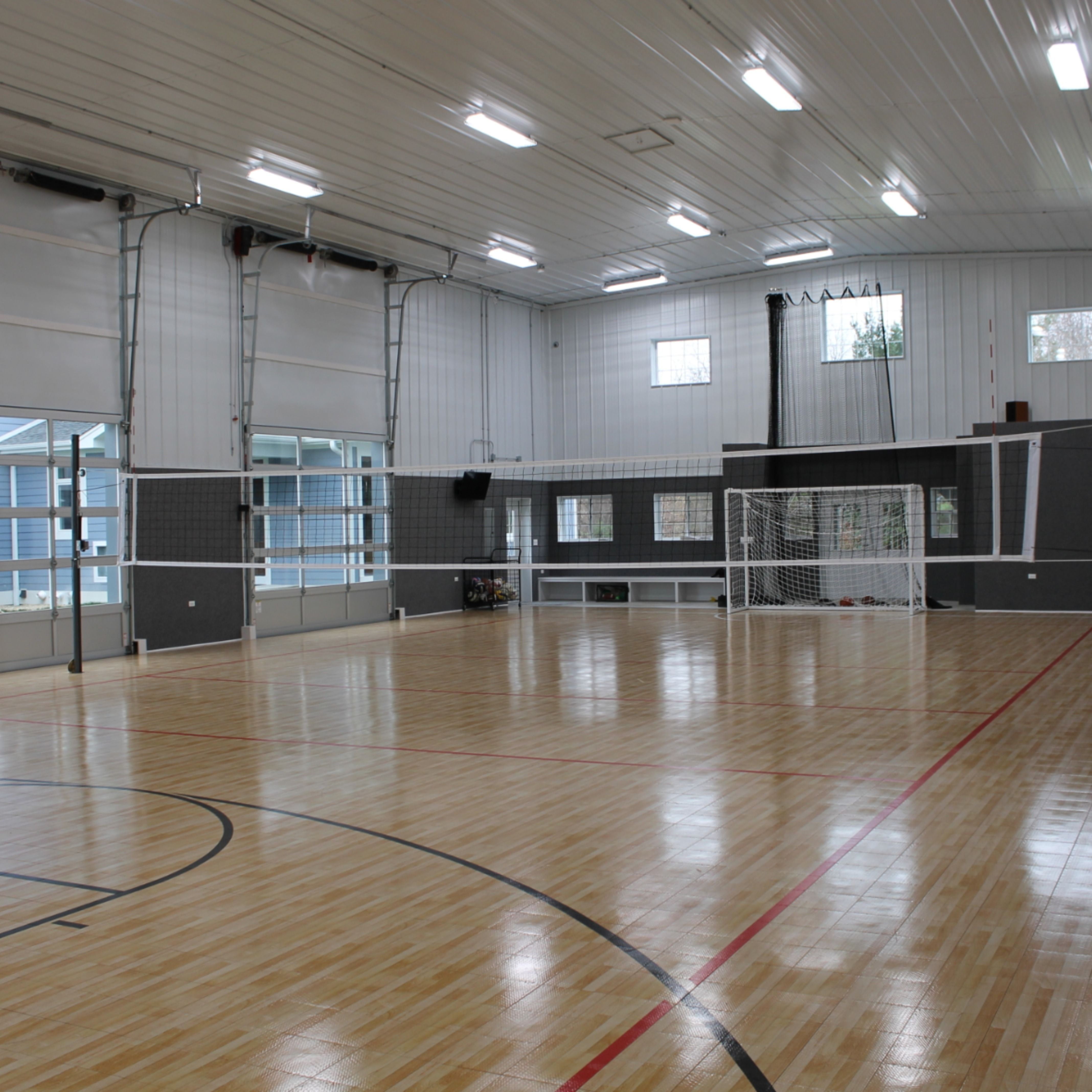 Indoor Basketball Court Home Basketball Court Indoor Basketball Court A Frame House Plans