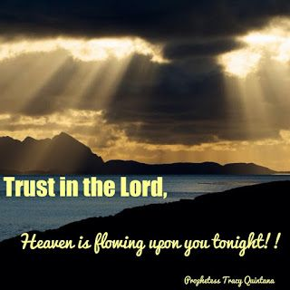 Reflexiones: trust the lord