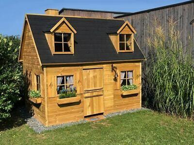 13+ Gartenhaus fuer kinder selber bauen ideen
