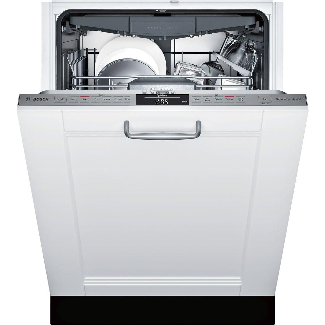 Kitchen Appliances Built in dishwasher, Integrated