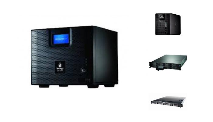LOMEGA STORCENTER IX4-200D 4 TB NET-STORE SERVER