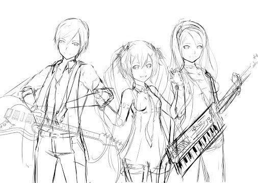 Anime Artists - コミュニティ - Google+