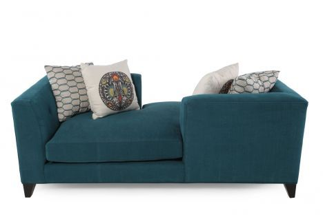 JLO-19081/EMERALD - Jonathan Louis Two Sided Chaise | Mathis Brothers Furniture