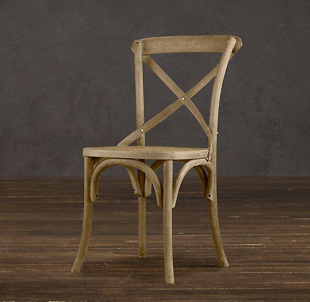 Madeleine Side Chair Restoration Hardware Dining Chairs Kitchen Table Chairs Side Chairs