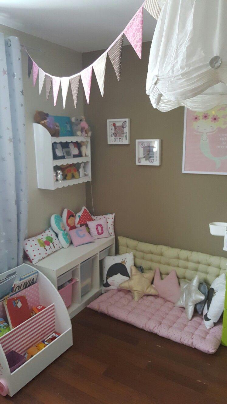 Leseecke, Kuschelecke | Kinderzimmer | Pinterest | Kuschelecke ...