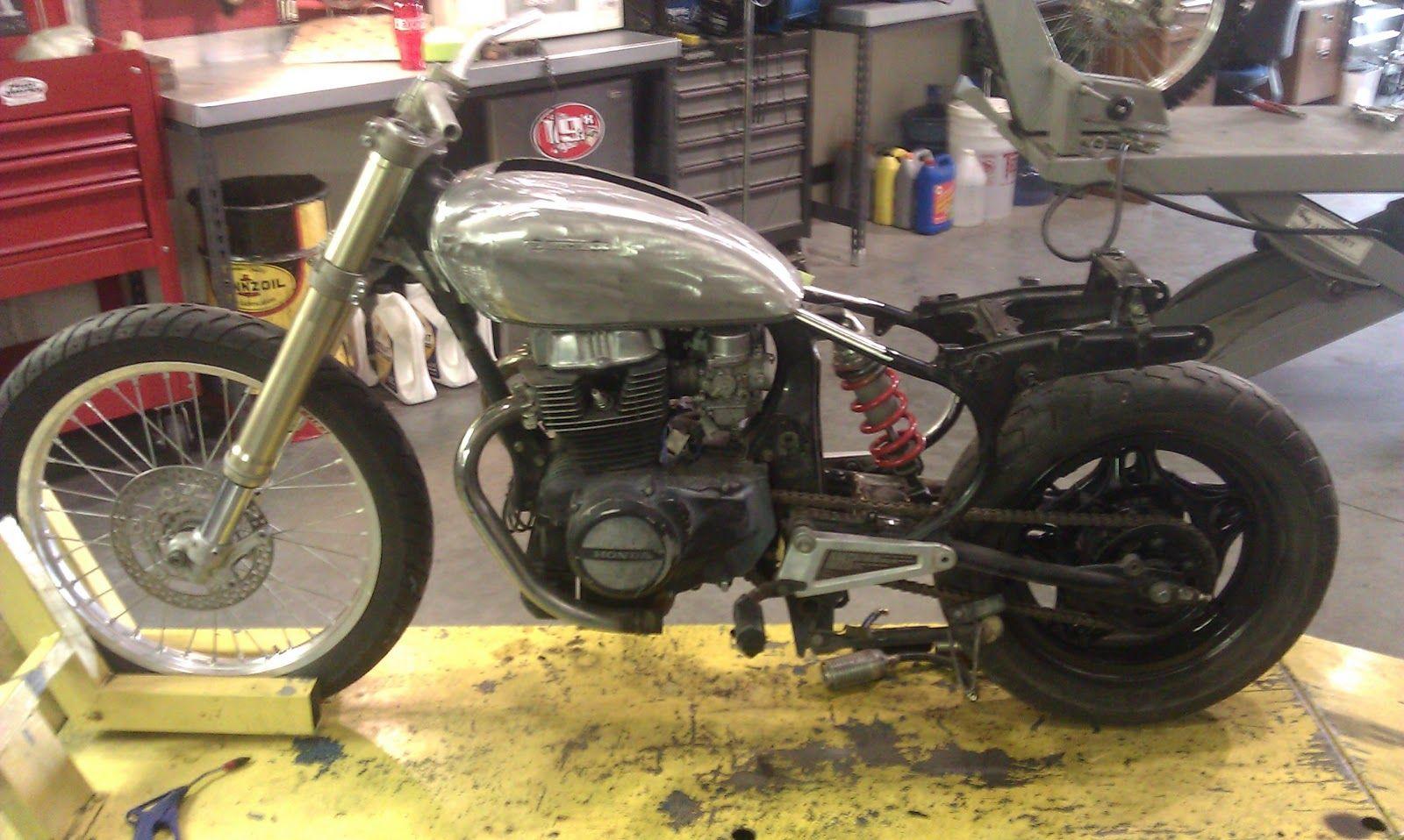 image result for honda nighthawk 650 cafe racer   motos