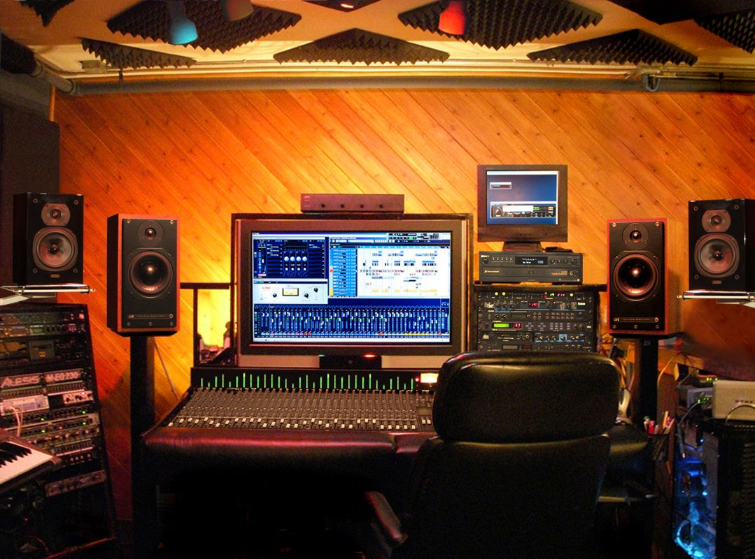 Tremendous 17 Best Images About Recording Studios On Pinterest Music Rooms Largest Home Design Picture Inspirations Pitcheantrous