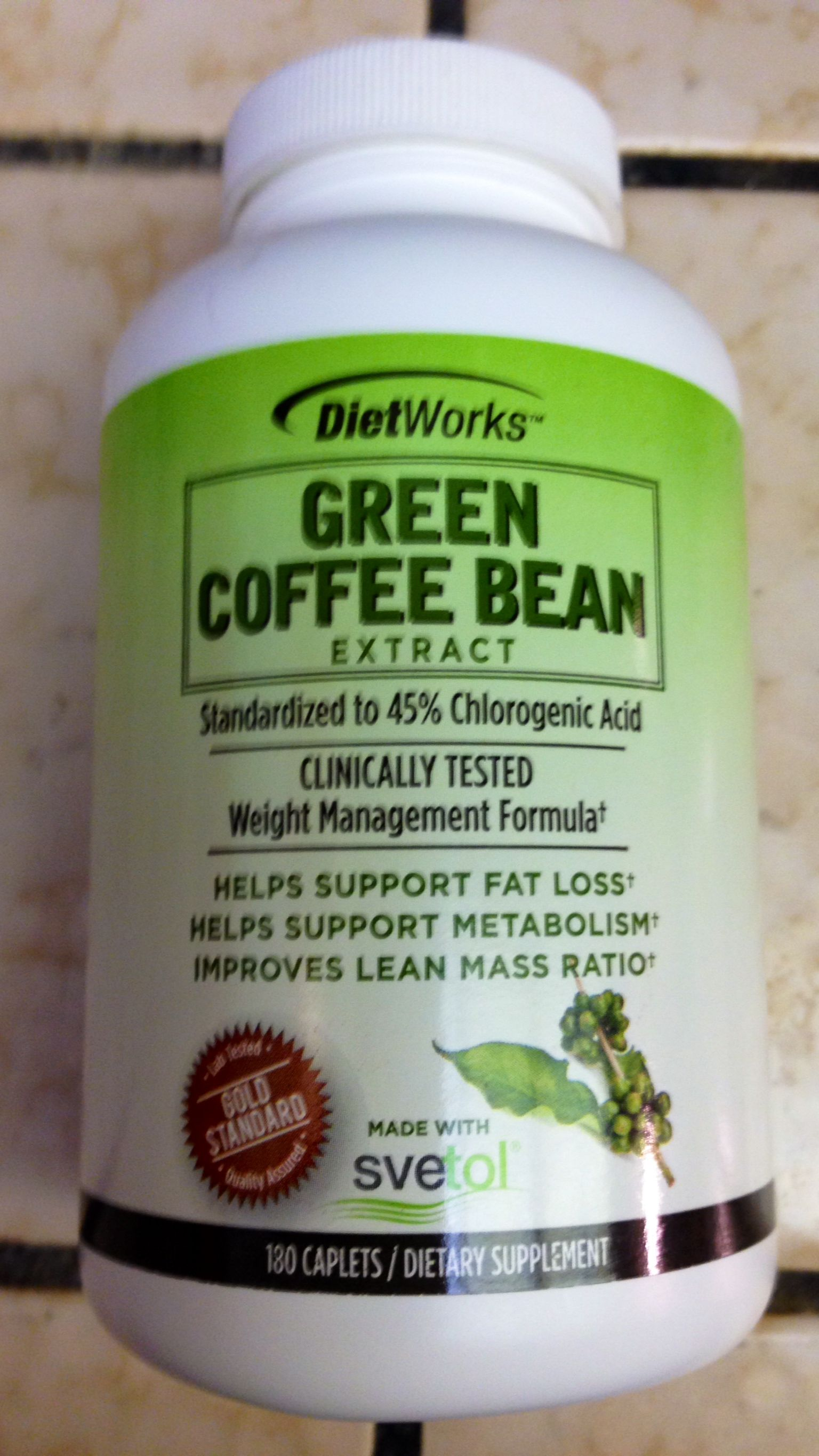 green coffee bean extract pills at costco