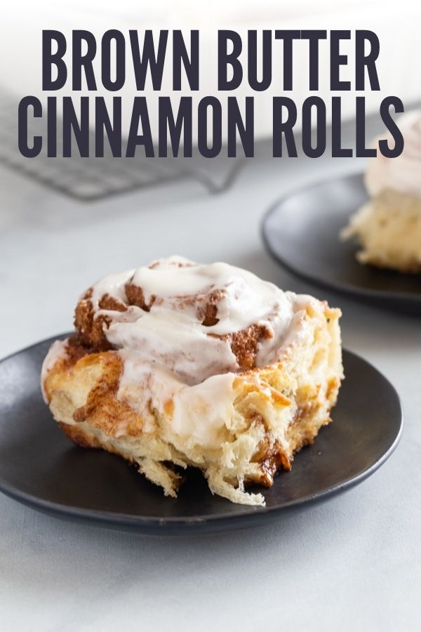Light and Fluffy Cinnamon Rolls | Baked by an Introvert