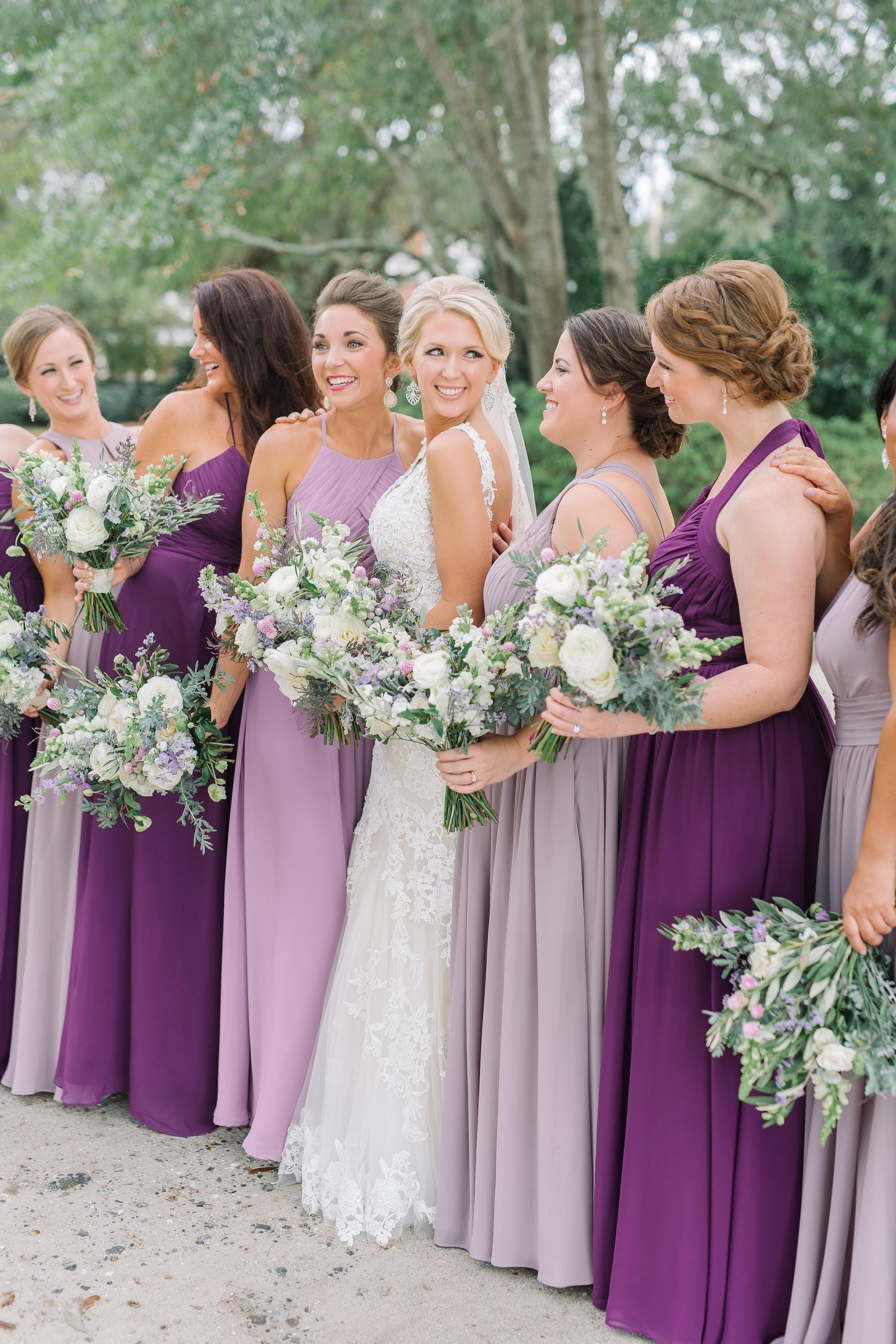 Purple Azazie Bridesmaid Dresses Lilac Bridesmaid Dresses Lavender Bridesmaid Dresses Bridesmaid Dresses Mismatched Purple [ 3072 x 2048 Pixel ]