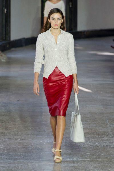 Agnès B. at Paris Fashion Week Spring 2017 - Runway Photos