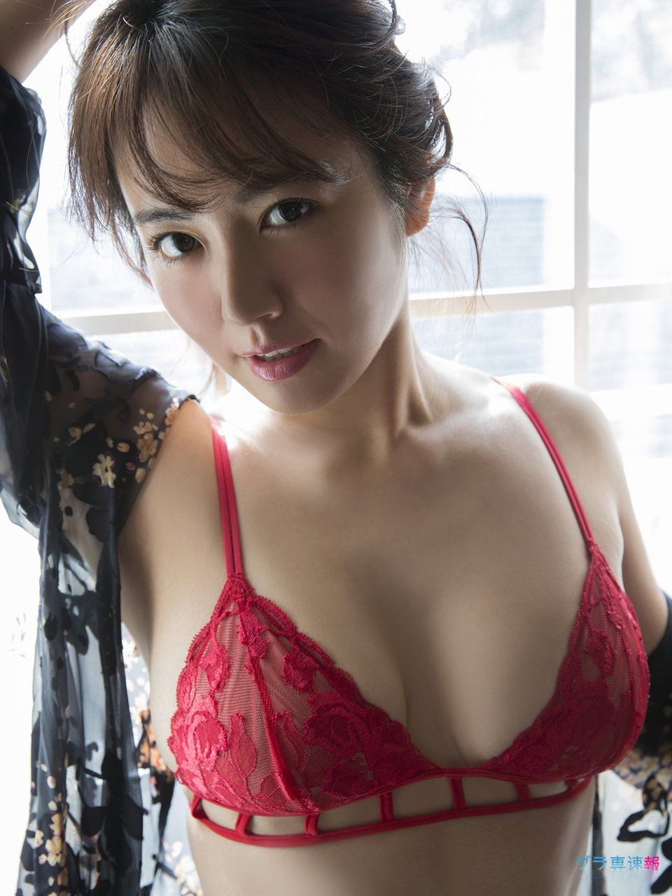 磯山さやか Sayaka Isoyama 1983 Japanese Pin Up Girl She Is