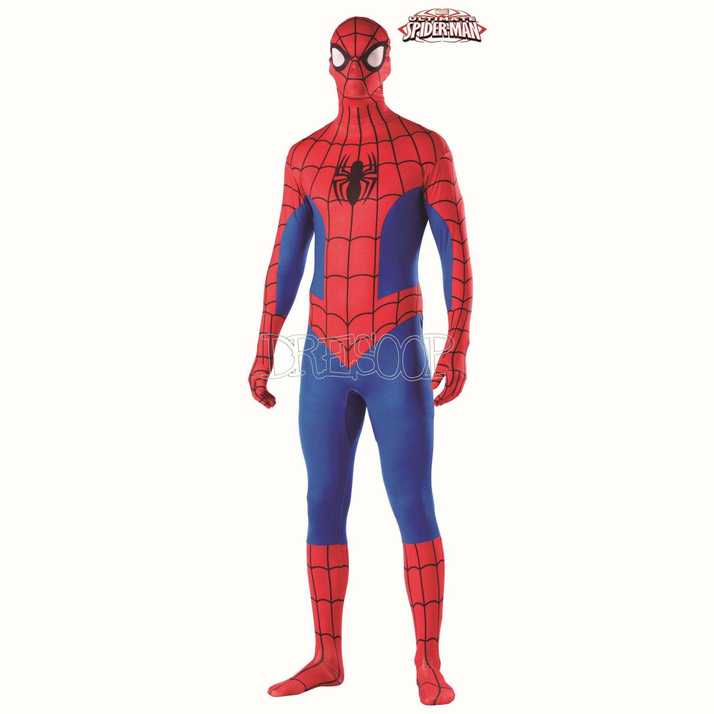 SPIDERMAN CAMISETA Peter Parker Marvel Super Hero divertido Vintage