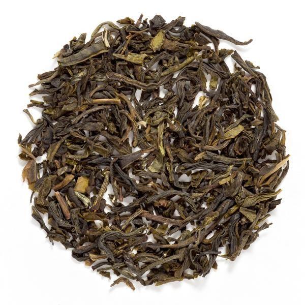 Photo of Jasmine Green Tea – Premium Loose Leaf Green Tea (4 oz) – High Caffeine – Light & Fresh