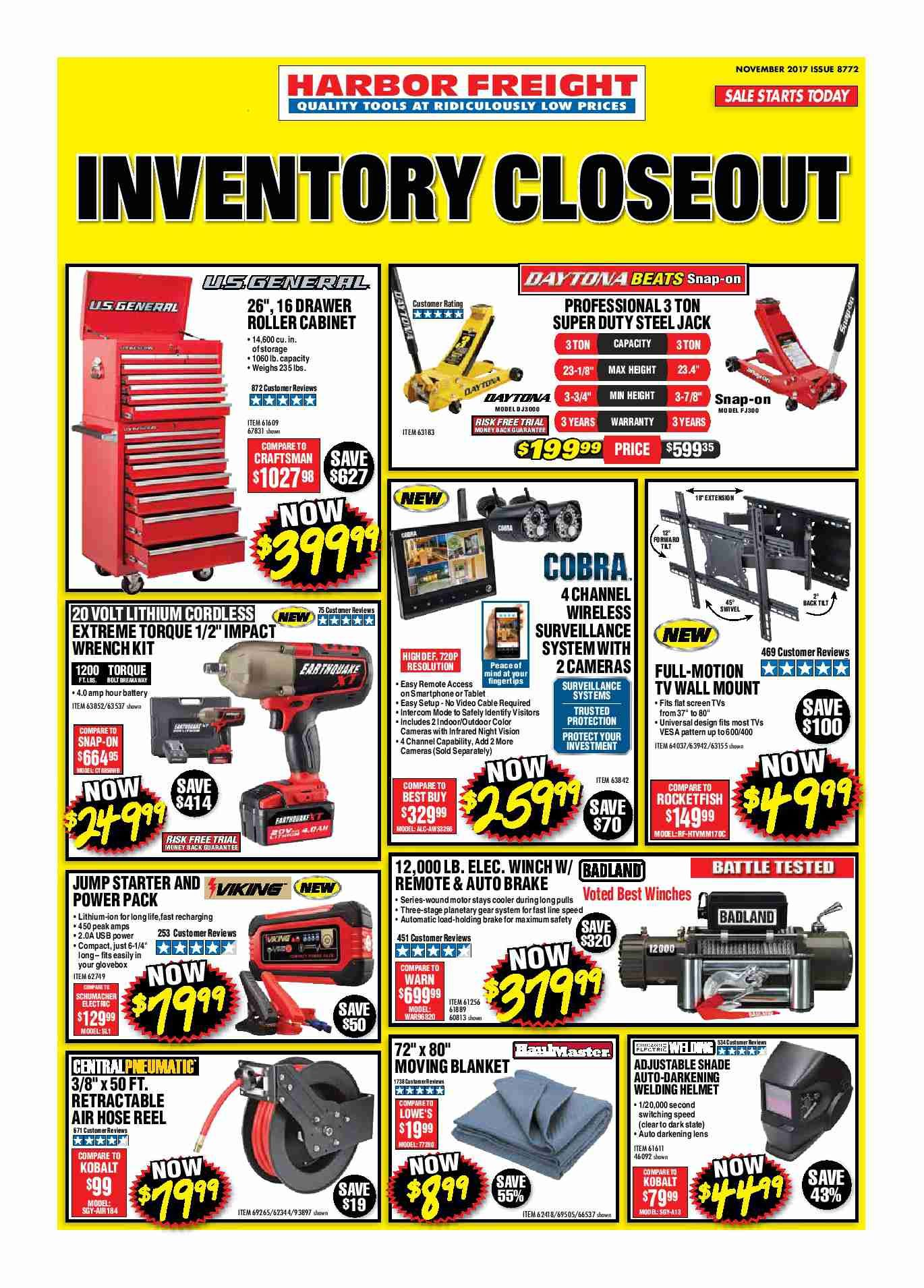 Pin By Carlos Moran On Tools Pinterest Weekly Ads And Harbor Freight Trailer Wiring Problems Free Download Diagram Ad December 2017 Http Olcatalogcom