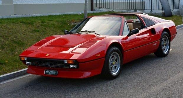 Ferrari 308 GTB & GTS Quattrovalvole