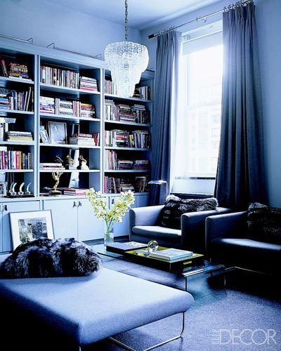 Beautiful Bedroom Sitting Areas: Note Worthy: Inside A Modern Manhattan Loft Apartment