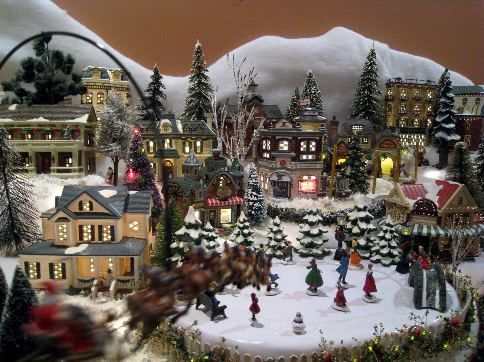 Village De Noel Gifi 100+ options incroyables de déco de Noël GiFi à bas prix   Déco de