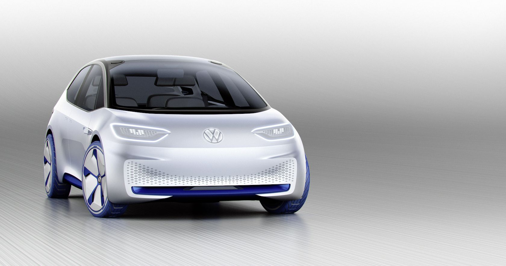 This Volkswagen I D Is The Electric Golf For 2020 Concept Cars Electric Cars Electric Car Concept