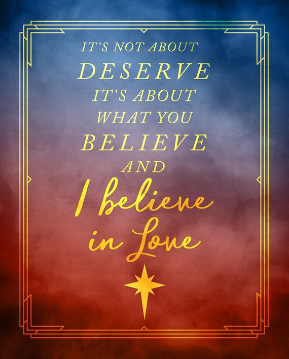 Wonder Woman Quote Print I Believe In Love Wonder Woman Quotes I Believe In Love Woman Quotes