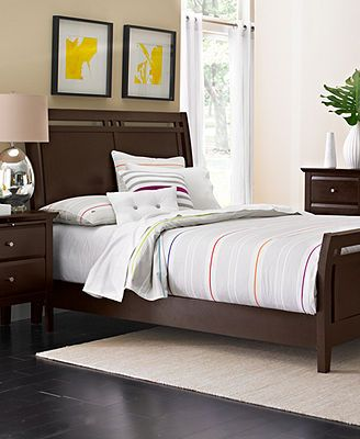 CLOSEOUT! Edgewater Bedroom Furniture Collection | Furniture sets ...