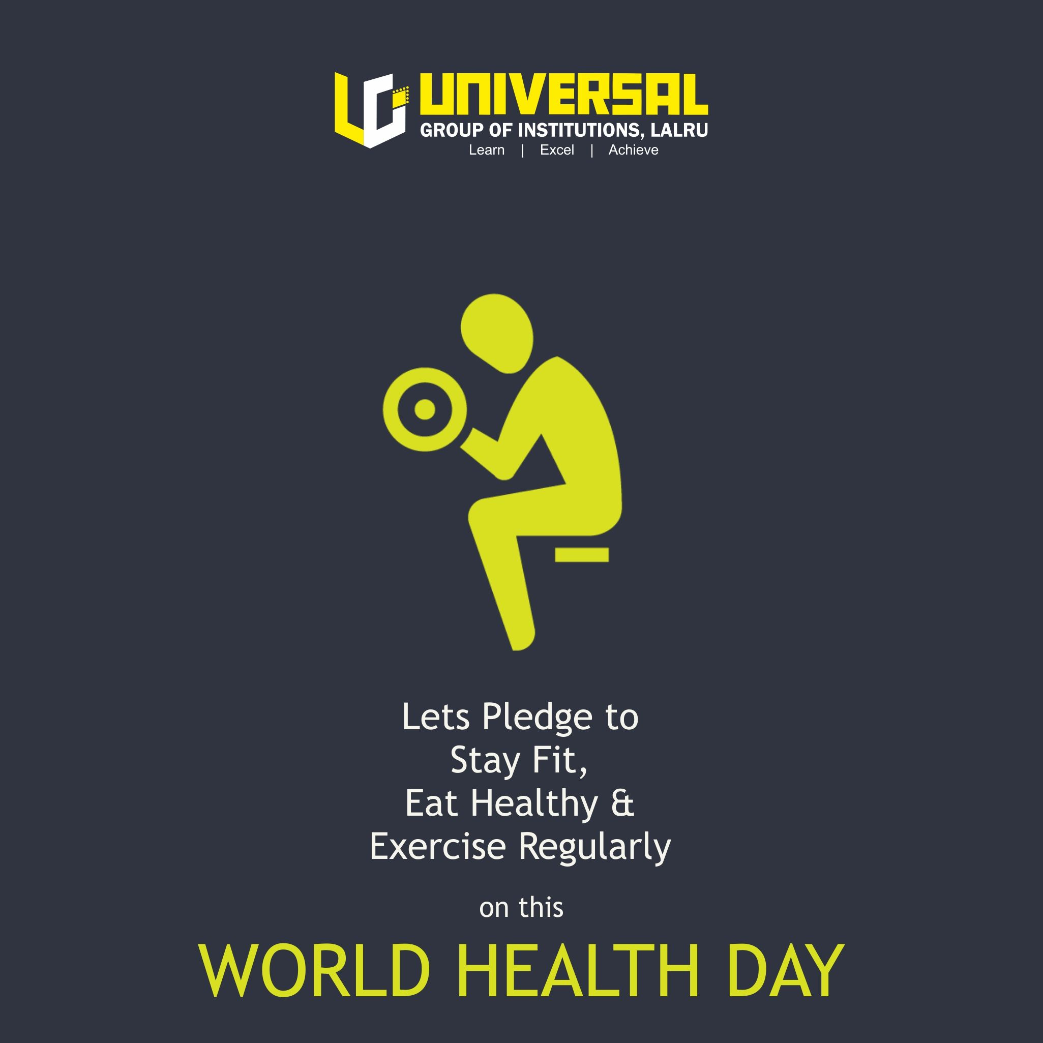 World Celebrates World Health Day On 7th April With A View To