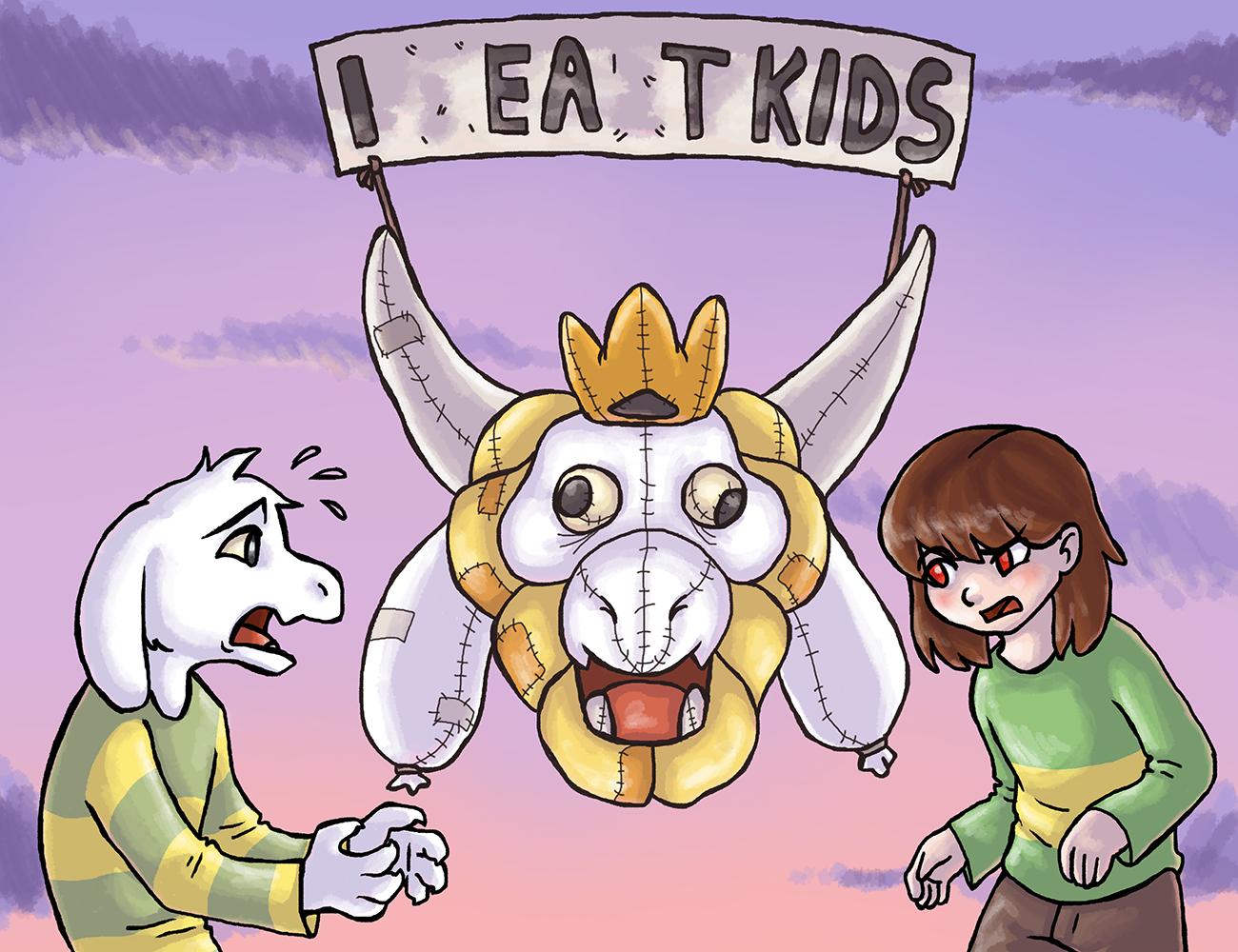 2 Kids Aren T Enough Undertale Undertale Undertale Funny Undertale Fanart