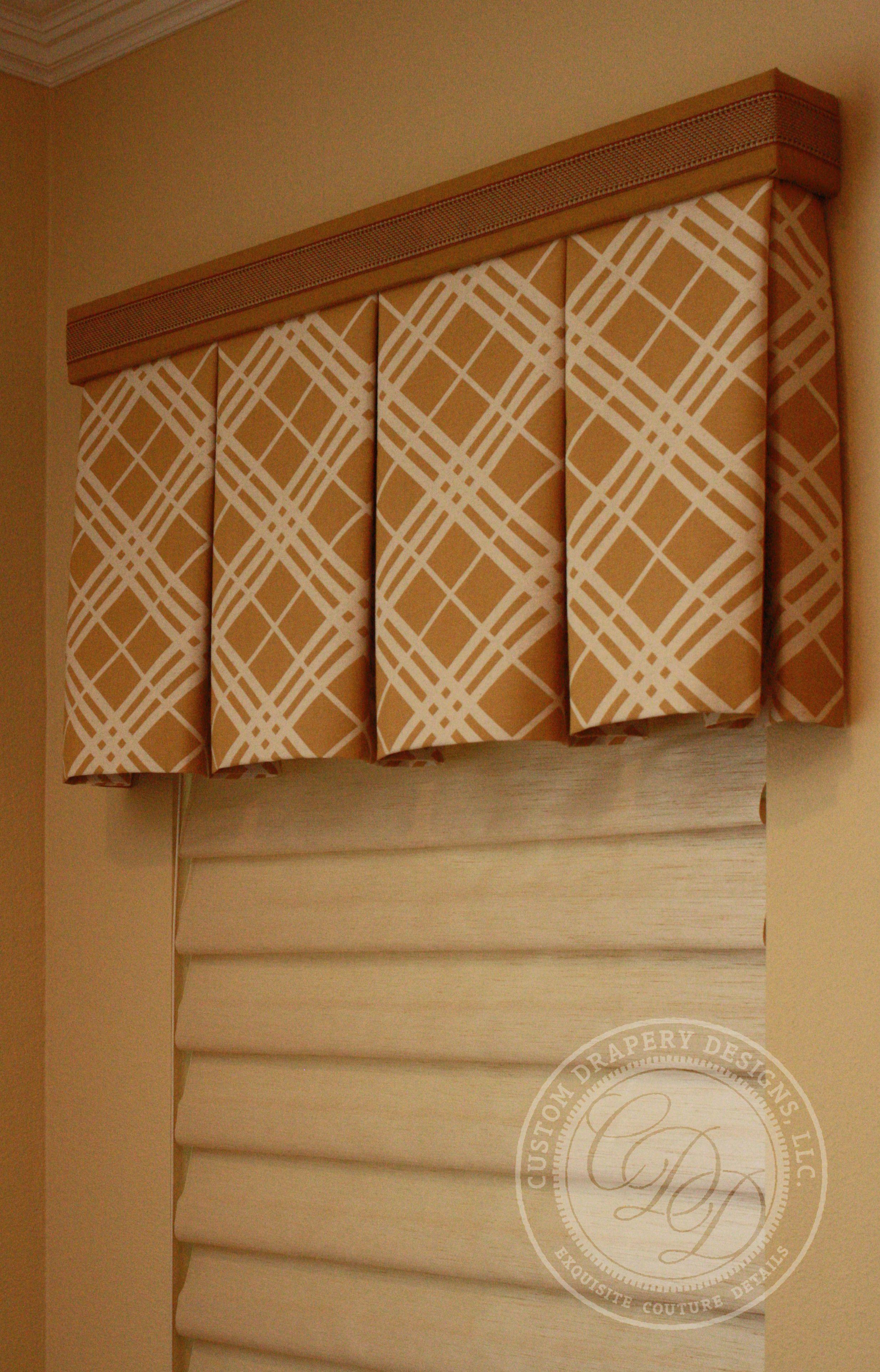 Custom Drapery Designs, LLC. - Valances | Window treatments ...