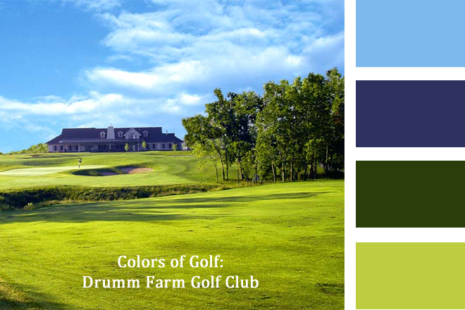Colors of Golf Drumm Farm Golf Club, Independence, MO