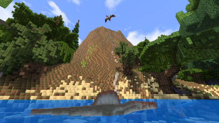 Ark Survival Factions Realm/Server [PvP] Map | Minecraft PE ...